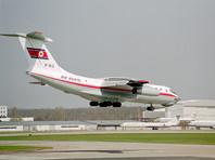 В Китае экстренно сел загоревшийся северокорейский самолет