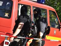 В немецком Цирндорфе возле центра размещения беженцев взорвался чемодан