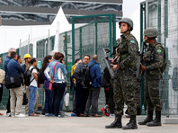 Олимпийский пресс-центр в Бразилии построили на месте захоронения рабов