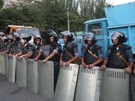 Антитеррористическая операция, направленная на освобождение территории полка ППС полиции в Ереване, завершена