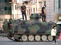 Полиция Стамбула получила приказ сбивать вертолеты, введены дополнительные силы спецназа