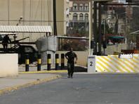Террорист-смертник попытался взорвать себя возле генконсульства США в Саудовской Аравии