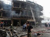Для теракта в Багдаде, унесшего жизни почти 300 человек, исламисты использовали бомбу с уникальным составом