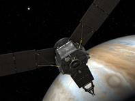 Американский космический зонд Juno готов выйти на орбиту Юпитера