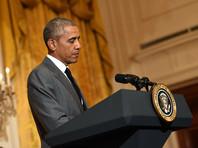 """Обама назвал """"работой трусов"""" тройное убийство полицейских в Луизиане"""