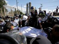 В тюрьме Гватемалы во время бунта убита аргентинская модель