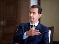 Асад указал на решающую роль России в изменении ситуации в Сирии