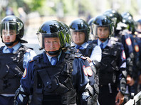 Четыре человека погибли в ходе нападения на здание полиции в Алма-Ате (ВИДЕО)