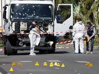 У террориста из Ниццы нашли связи с радикальными исламистами