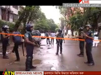 """""""Исламское государство"""" взяло ответственность за бойню в Бангладеш"""