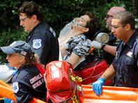 Подросток подорвался в Центральном парке Нью-Йорка, наступив на камень