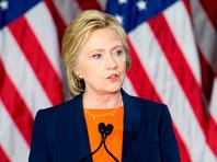 ФБР США допросило Клинтон по делу о секретной переписке