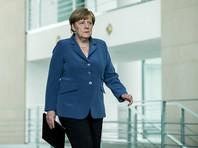 Меркель, прервав отпуск после серии нападений исламистов в Германии, даст пресс-конференцию