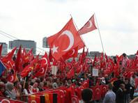 Около 50 тысяч человек собрала акция в поддержку Эрдогана в немецком Кельне