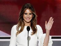 Жену  Трампа  обвинили в плагиате речи Мишель Обамы