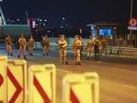 Власти Турции рассказали, что в попытке госпереворота 16 июля участвовали 8,651 военнослужащих, это 1,5% от всей армии