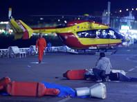 Число пострадавших в результате теракта в Ницце россиян возросло до пяти