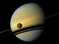 Ученые обнаружили потенциальную возможность зарождения жизни на Титане