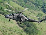 WSJ: Российские военные могли случайно сбить свой боевой вертолет в Сирии