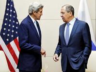 Керри на переговорах с Лавровым поднял вопрос о возможной причастности России к взлому почты Демпартии США