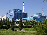 Энергоблок Хмельницкой АЭС на Украине отключили из-за протечки парогенератора
