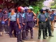 В Дакке после штурма убиты шесть боевиков, освобождены более десятка заложников
