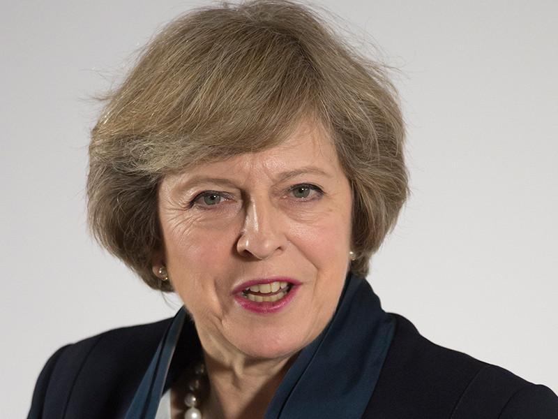 Тереза Мэй осталась единственным кандидатом на пост премьер-министра Великобритании
