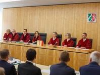 Конституционный суд Германии запретил транслировать выступление Эрдогана на акции в его поддержку