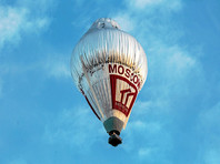 Конюхов поставил рекорд скорости кругосветного путешествия на воздушном шаре