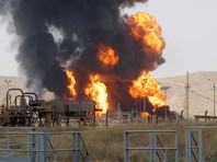 В иракской провинции Киркук боевики атаковали нефтехранилище и компрессорную станцию