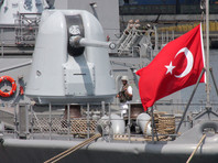 Мятежники в Турции захватили фрегат и взяли в заложники командующего флотом