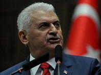 Премьер-министр Турции Бинали Йылдырым заявил о попытке военного переворота в стране