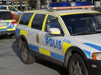 В шведском Мальме посетителю торгового центра выстрелили в ногу