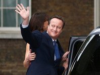 Тереза Мэй сменила Дэвида Кэмерона на посту премьер-министра Великобритании