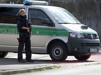 Полиция Германии арестовала бежавшего из психбольницы алжирца, который угрожал взрывом