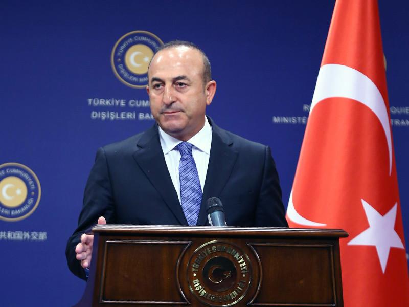 Глава турецкого МИДа Мевлют Чавушоглу поблагодарил Россию за поддержку Турции во время попытки военного переворота в республике