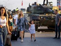 Около аэропорта Стамбула и на авиабазе в Конье произошли столкновения полиции и путчистов