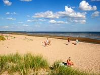 На эстонском пляже нашли сигнальный патрон российской подводной лодки