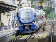 Мужчина с топором напал на пассажиров поезда в Баварии, не менее 15 человек пострадали