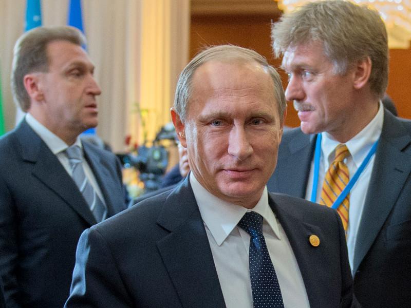 Журналистов заинтересовали вице-премьер Игорь Шувалов и пресс-секретарь Путина Дмитрий Песков