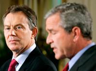 В Великобритании обнародовали 29 писем бывшего премьера Тони Блэра к экс-президенту США Джорджу Бушу по теме войны в Ираке