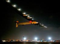 Самолет Solar Impulse 2 начал завершающий этап кругосветного полета