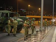 СМИ: Россия за несколько часов до начала военного переворота предупредила Анкару о надвигающемся мятеже