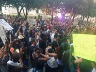 В Далласе во время акции протеста против убийств афроамериканцев застрелены пятеро   полицейских