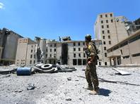 Силы коалиции дали боевикам ИГ двое суток, чтобы убраться из сирийского города Манбиджа