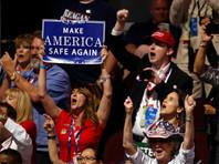 Дональда Трампа утвердили кандидатом в президенты США от Республиканской партии