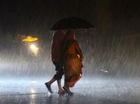 Не менее 70 человек погибли в Индии из-за проливных дождей