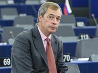 Лидер Партии независимости Соединенного Королевства (UKIP) Найджел Фарадж, один из самых активных сторонников выхода Великобритании из состава Евросоюза, объявил о том, что уходит в отставку