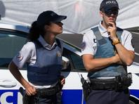 Аэропорт Ниццы обыскали полицейские после сообщения о бесхозной сумке