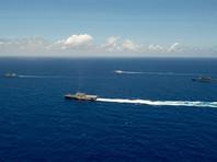 Российский корабль-разведчик замечен в районе проведения морских учений  RIMPAC-2016 под эгидой США
